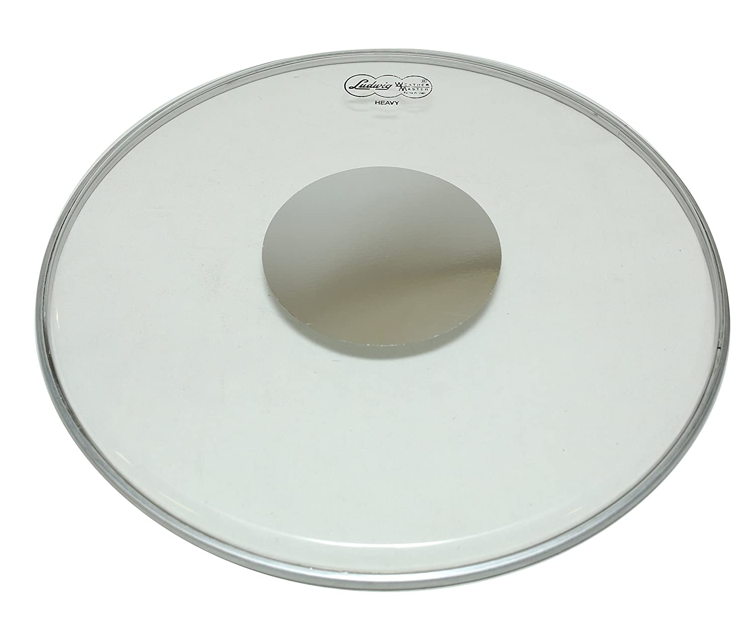 Ludwig LW6114 Weather Master Silver Dot 14-Inch Heavy Weight Batter Drumhead