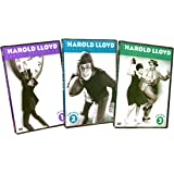 The Harold Lloyd Comedy Pack Vols 1-3