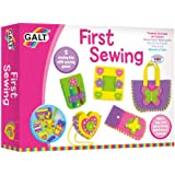 Galt Toys, First Sewing Kit for Kids, Learn to Sew DIY Craft Kit, Ages 5+