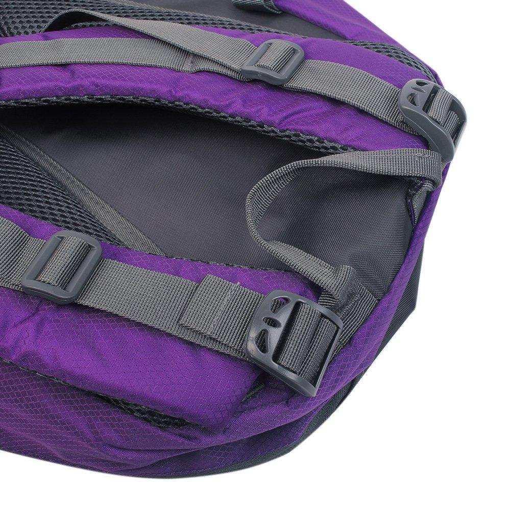 ideal para deportes al aire libre Daypacks que suben del recorrido mochila Bolso impermeable del alpinismo Mochila de 50 litros Trekking Camping Travel mochila. Senderismo Escalada
