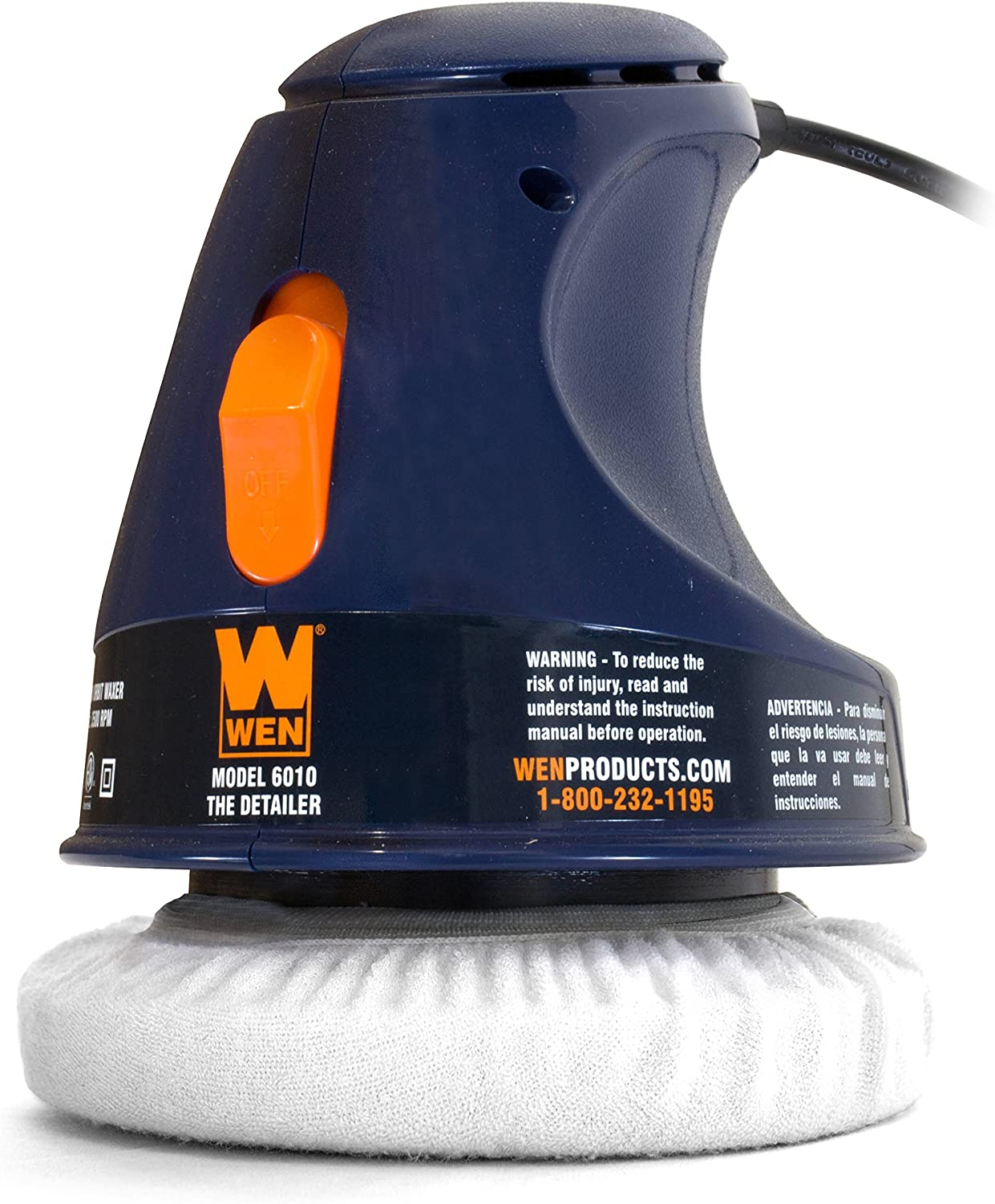 <strong>WEN 6010 6-Inch Waxer/Polisher</strong>}