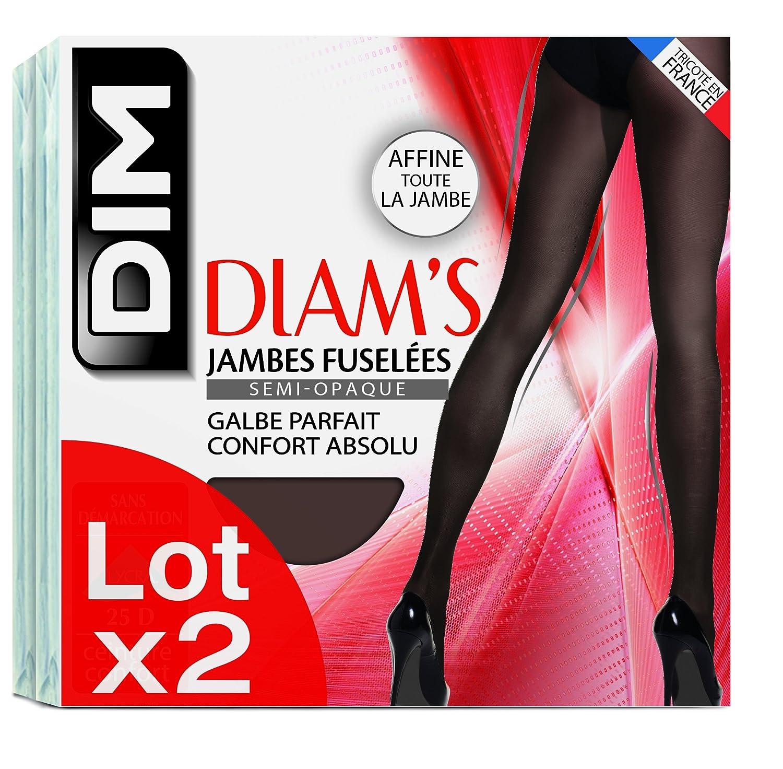 Dim Diams Jambes Fuselées semi opaque 282430815db