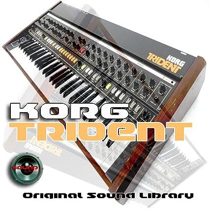 Amazon com: KORG TRIDENT Original Multi-Layer WAV/KONTAKT Samples