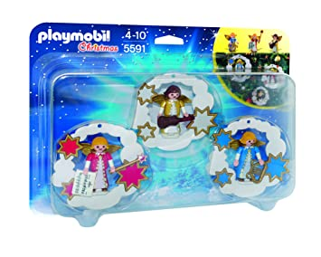 Ángel5591 Pack Playmobil De Adornos Navidad jLMGqpUSzV