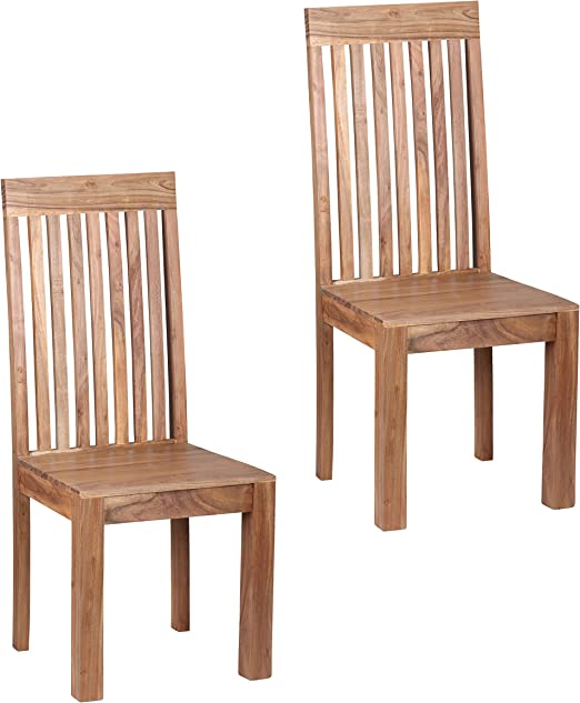 Stühle (2 Stck.)   Esszimmerstühle, Stühle, Holzstühle
