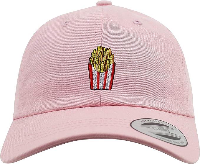 New Flexfit Basecap  Patatas Fritas - Fries - Gorra de béisbol - Bordado -  Low Profile - Gorro-s Cocinero - Emoji Cap - Gorra-s USA - Tapa - Snapback  - USA ... 8f2ebeb3c1c