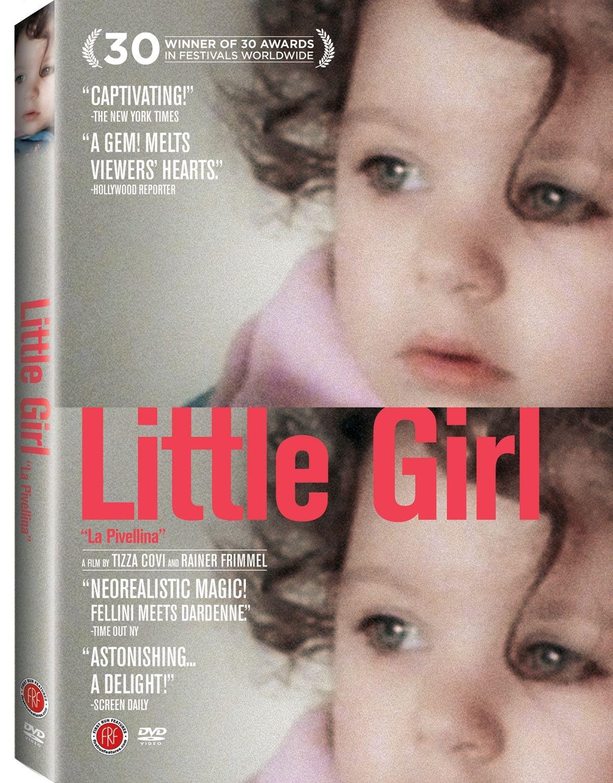 DVD : Patrizia Gerardi - Little Girl (Widescreen)