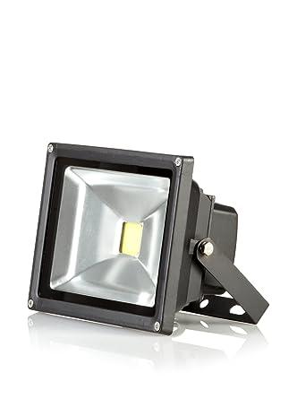 Hispania Foco LED 20W de consumo | 1800 lumens, luz fría 6000K
