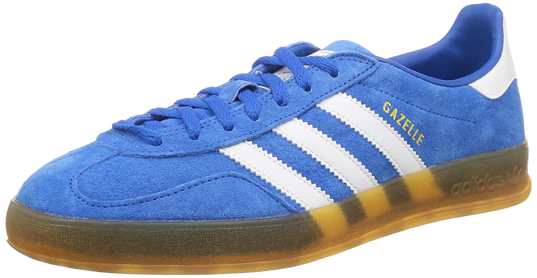 adidas Herren Gazelle Indoor Sneaker Blau
