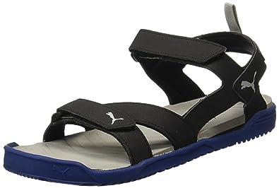 2b6c6082e96 Puma Men s Prime Idp True Blue and Black Athletic   Outdoor Sandals - 6 UK