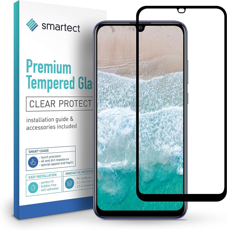 smartect Cristal Templado para Móvil Huawei P Smart Plus 2019 [Full Screen]: Amazon.es: Electrónica