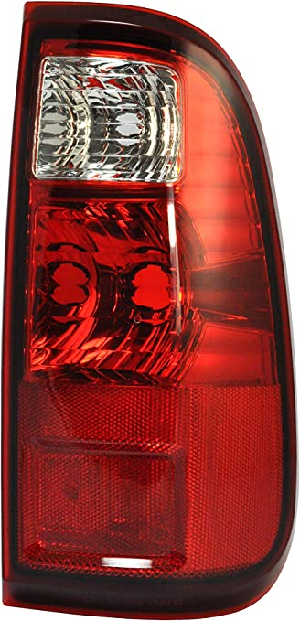 08 16 Super Duty Right Tail Light Assembly F350 Ford F250 F450 FO2801208