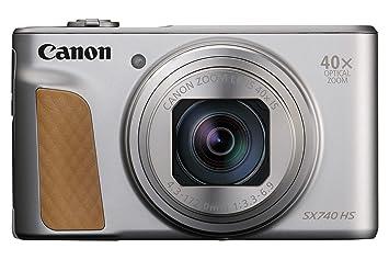 Canon SX740 HS PowerShot Negro Unidad de Disco óptico: Amazon.es: Electrónica