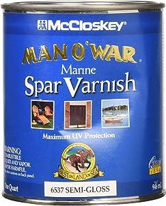 MCCLOSKEY 6537 Sc Mow Spar Satin Gloss