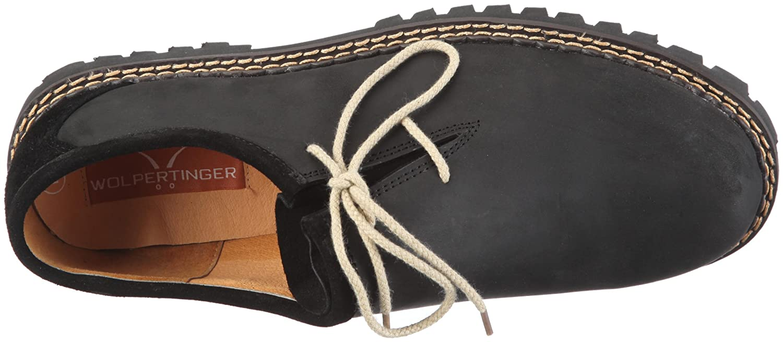 W079151B43, Chaussures basses homme - Marron (Crazy Horse brown), 36 EUWolpertinger