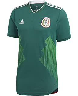 new arrival e47a6 0d095 Amazon.com : adidas H. Lozano #22 Mexico Home Soccer Stadium ...