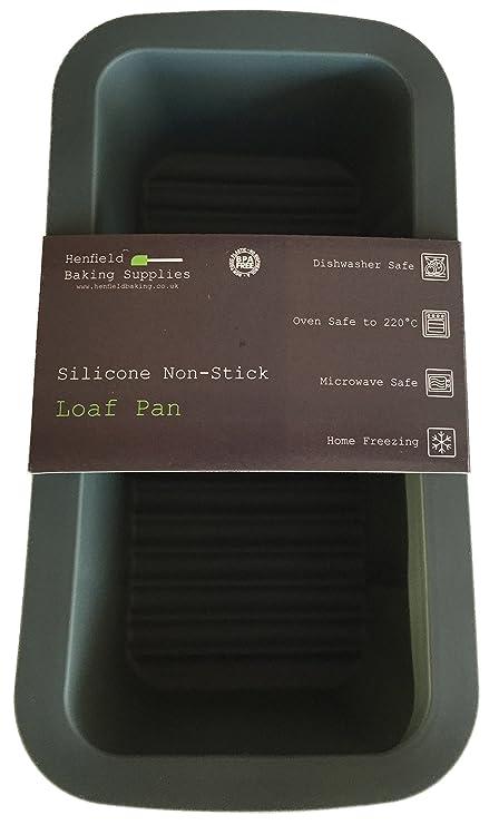 Molde / Bandeja de Silicona para Pan / Bizcocho / Pastel / Tarta, Gris Oscuro