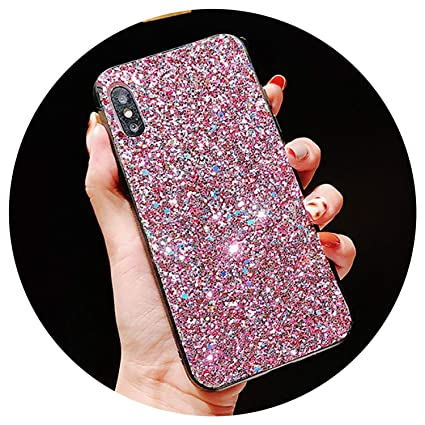 Amazoncom Glitter Phone Case For Iphone X 10 Xr Xs Max 7 8