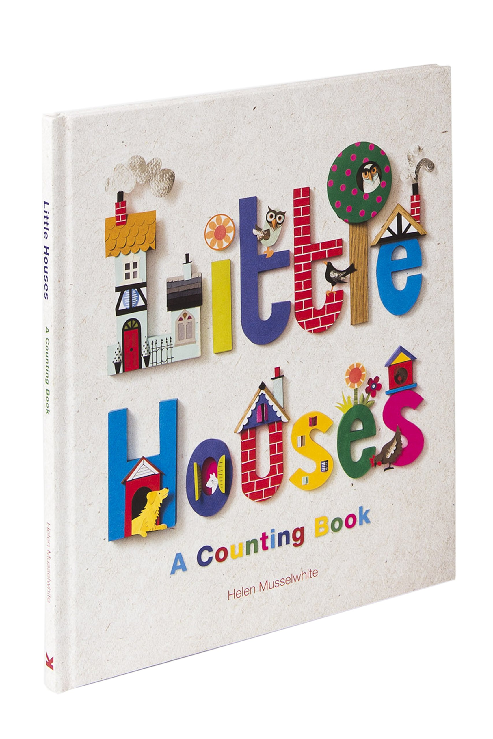 Little Houses: A Counting Book: Helen Musselwhite: 9781780676135 ...