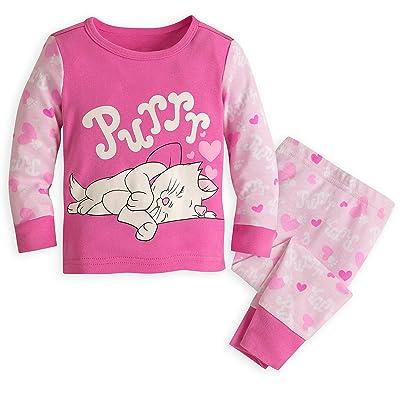 Aristocats Disney Marie PJ Pals Set For Baby