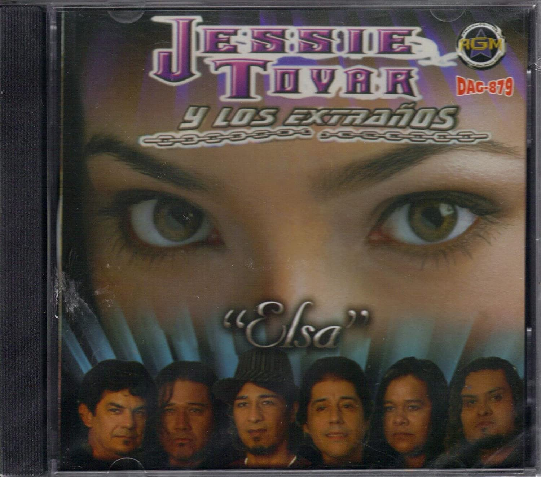 STUDIOS AGM CD 2008 - Jessie Tovar Y Los Extranos Elsa - Amazon.com Music