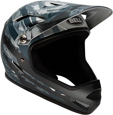 BELL sanción Pedales para Bicicleta BMX y Downhill Casco, Color ...