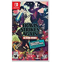 Deals on Travis Strikes Again: No More Heroes Nintendo Switch
