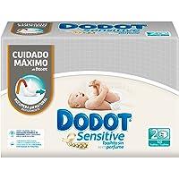 DODOT - TOALL. DODOT SENSITIVE 108 RECAMBIO DUOPACK
