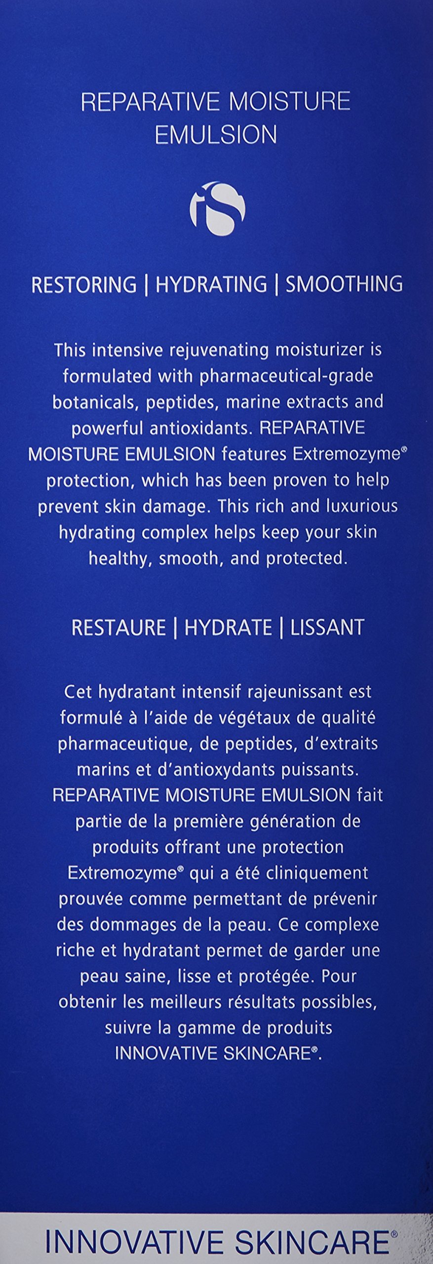 iS CLINICAL  Reparative Moisture Emulsion, 1.7  Oz by iS CLINICAL (Image #2)