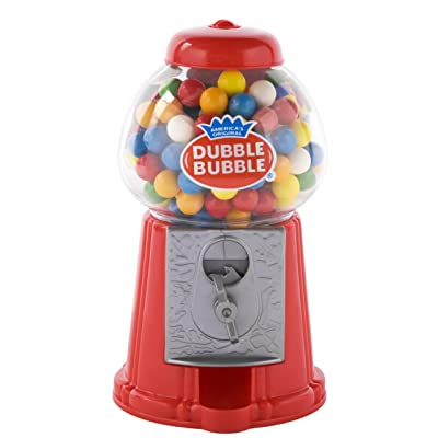 Classic Dubble Bubble Gumball Coin Bank: Toys & Games