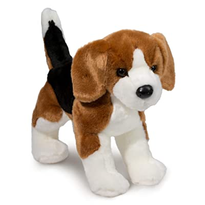 Douglas Bernie Beagle Plush Stuffed Animal: Toys & Games