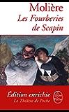 Les Fourberies de Scapin (Classiques t. 6182)