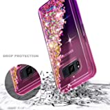 Galaxy S8 Active Case w/ [Tempered Glass Screen