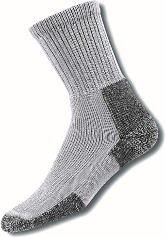 thorlos Men's Kx Max Cushion Hiking Crew Socks
