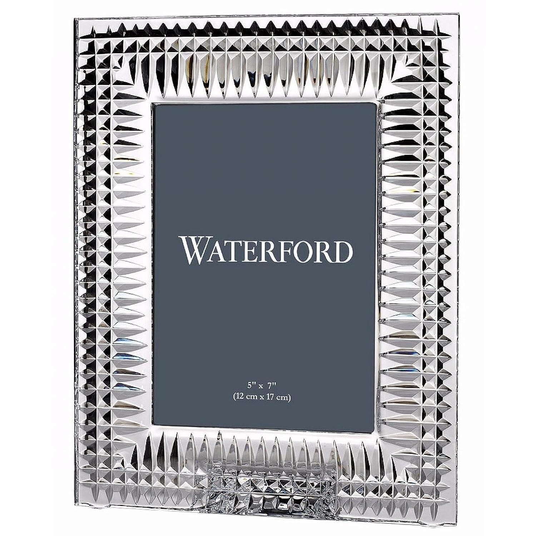 Amazon.com - Waterford Crystal Lismore Diamond 5x7 Frame ...