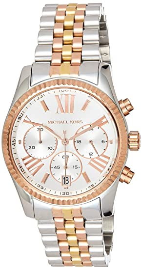 Michael Kors Reloj de Cuarzo MK5735: Michael Kors: Amazon.es: Relojes