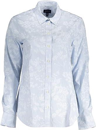 GANT 1901.4322024 Camisa con Las Mangas largas Mujer: Amazon.es: Ropa y accesorios