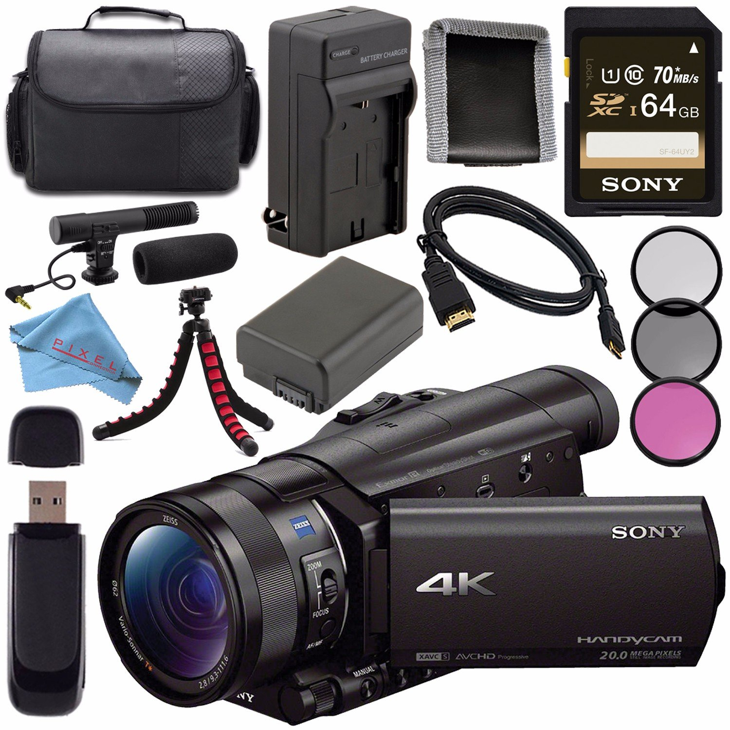 DRIVERS: SONY FDR-AX100B CAMCORDER