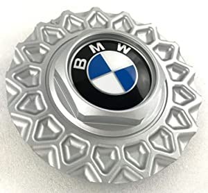 BMW (88-95 Models Wheel Center Caps (x4) BBS Wheels (Style 5) Genuine