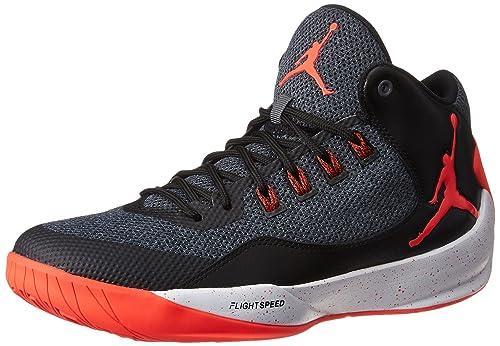 NIKE Air Jordan Rising High 2 844065005 Basket Scarpe Da Corsa Sneaker Tempo Libero