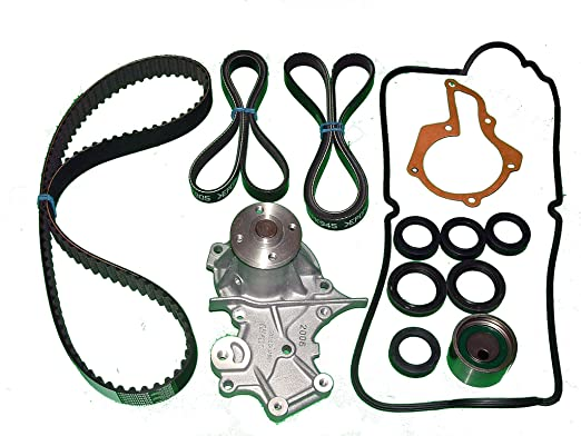 Amazon Tbk Timing Belt Kit Suzuki Sidekick 1996 To 1998 16l Automotive: 1998 Suzuki Sidekick Engine Diagram At Kopipes.co