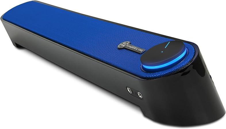Gogroove Soundbar Lautsprecher Für Computer Tragbarer Computer Zubehör