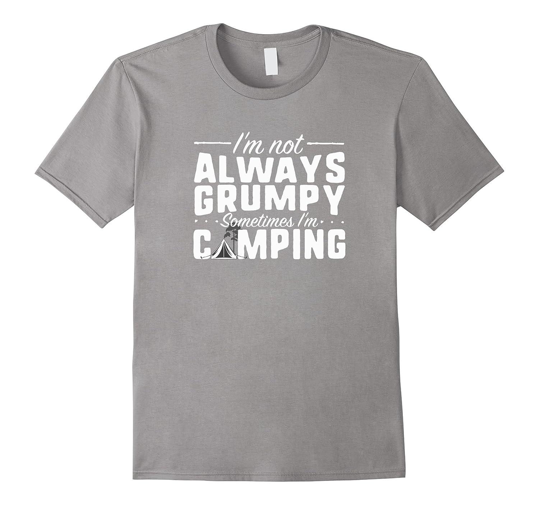 Funny Camping T-shirt - Campfire Camping Outdoors T shirt-TH