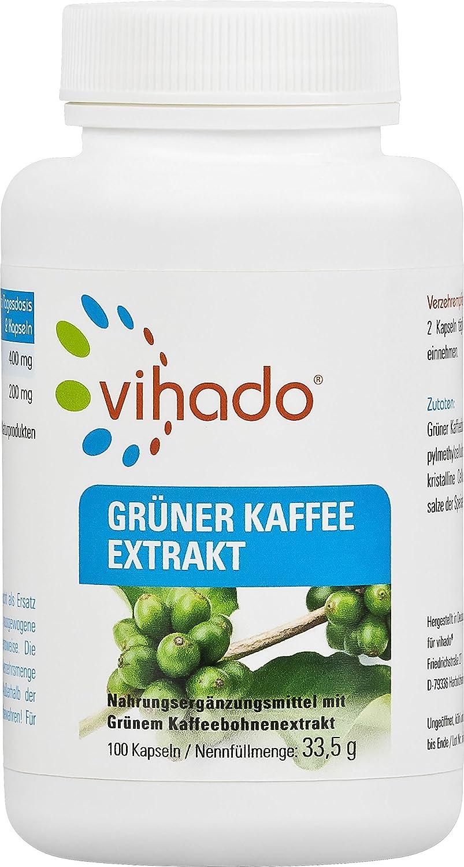 Vihado Grüner Kaffee Extrakt
