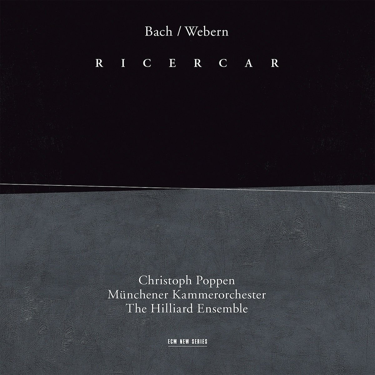 Ricercar / Easter Cantata by Imports