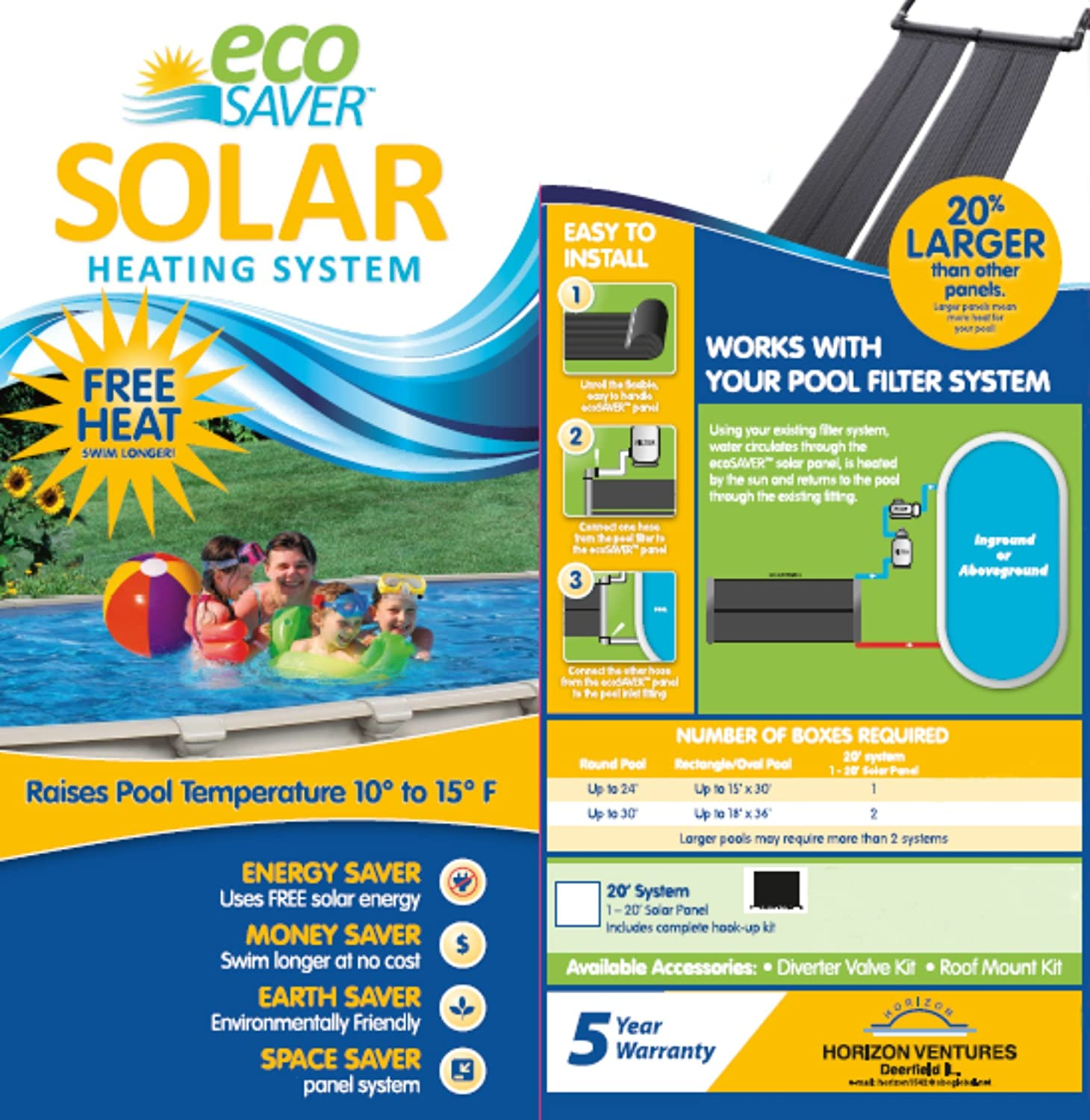 Best Solar Pool Heater Reviews 2019 Top Rated Options To