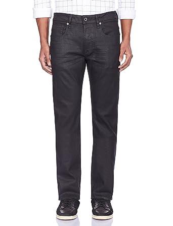 G-STAR RAW 3301 Straight, Jeans Homme, Blau (3D Dark Aged 2967 721c53c6caba