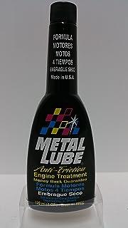 Metal lube #4EFES formula motores motos 4 tiempos con embrague seco. 120ml