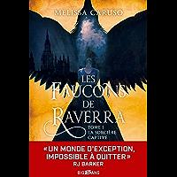 La Sorcière captive: Les Faucons de Raverra, T1 (French Edition) book cover