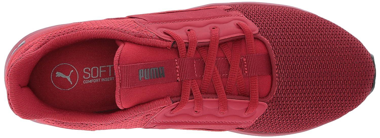 Puma - PUMA - - - Herren Enzo Street Schuhe, 43 EU, rot Dahlia Puma schwarz eb6607